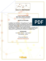 Sala Do Professor - Julio Cesar, Antonio e Cleopatra
