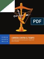HRW - Carrera Contra El Tiempo - 2017