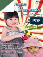 Supreme Parents 3rd Newsletter_August 2018