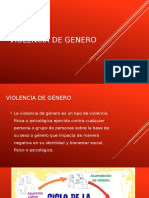 Violencia de GENERO