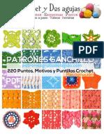 Revista 220 Patrones Crochet