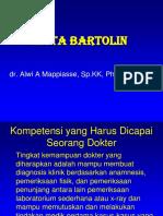 15-Kista Bartolin - Dr. Alwi M,SpKK