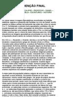 Visões da Redenção Final - Marcelo Gleiser - páginas 34 a 39 - ciência - física - astrofísica