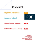 Guide Horaire 25 Mars 27 Octobre 2018
