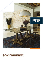 Environment Furniture Product Brochure Fall 2010