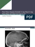Skull Cervical X-ray
