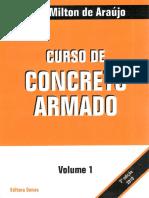 Curso de Concreto Armado - Jose Milton de Araujo - Vol I.pdf