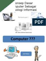 1 - Komputer & It