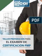 Brochure_taller de Preparacion Examen Pmp_cgi