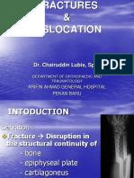 Dr. Arnadi Fraktur & Dislokasi