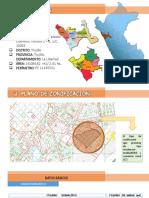 Analisis de Terreno Para Habilitacion Urbana