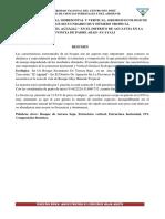 Analisis Estructural Gremios Ecologicos en Un Bosque Secundario de La Provincia de Padre Abad