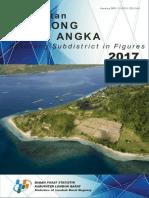 Kecamatan Sekotong Dalam Angka 2017