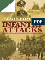 Infantry Attacks - Erwin Rommel