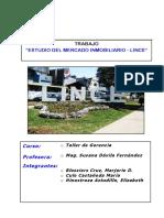 2do Trabajo de Taller de Gerencia - Inmobiliaria