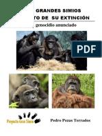 Grandes Simios Grito de Extincion