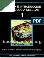 Biologia e Introduccion a La Biologia Celular