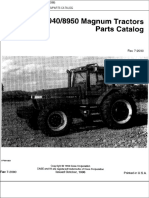 8940 Case Ih Magnum Tractor Parts Catalog