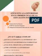 Atencion Diversidad Patricia de La Osa