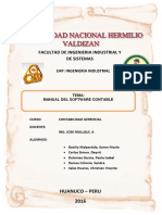 Manual de Software Contable