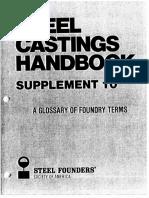 SFSA HandBook - Cast Steel -Supplement 9