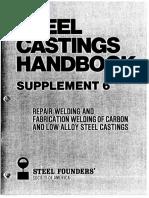 SFSA HandBook - Cast Steel -Supplement 5