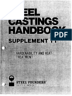 SFSA HandBook - Cast Steel -Supplement 10