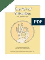 The Art of Attention - Pannyavaro.pdf