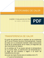 8. Redes de Intercambio de Calor