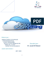 Rapport Du Cloud Computing-1