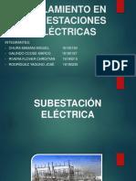 Aislamiento en Subestaciones Electricas, fiee unmsm