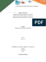 Unidad 2 Paso 3 Aplicar Legislación Tributaria Colombiana