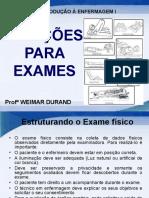 5 Posicoes p Exames