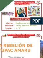 Expo Tupac Amaru - Matias