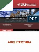 Arquitectura y La Historia