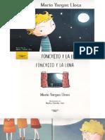 Fonchito y La Luna -Mario Vargas Llosa