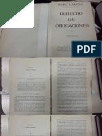 Buena Fe - Derecho de Obligaciones - Karl Larenz
