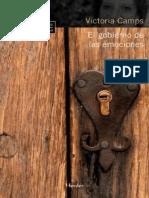 Camps Victoria - El Gobierno De Las Emociones.pdf