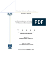 Analisis de Curvas de Declinacion en Yacimientos No Convencionales