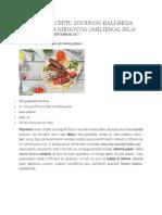 Kebab Po Receptu Bali Bega