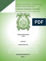 Partidos Políticos y Gobernabilidad