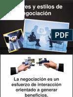 Factores y Estilos de Negociacion