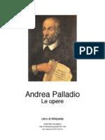 Andrea Palladio - Le opere (e-book gratis ita da Wikipedia)