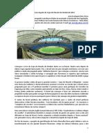 O desastroso legado da Copa do Mundo de Futebol de 2014