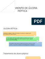 Tratamiento de Úlcera Péptica