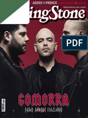 Rolling Stone Italia Maggio 2016