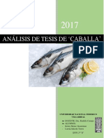 Caballa - Monografia