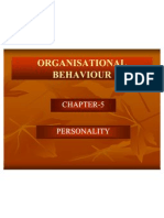 OB - Personality