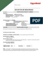 Mobil Dte Oil Light (Iso Vg 32) - Msds