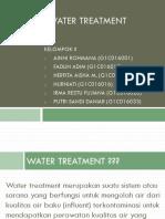 industri Water Treatment
